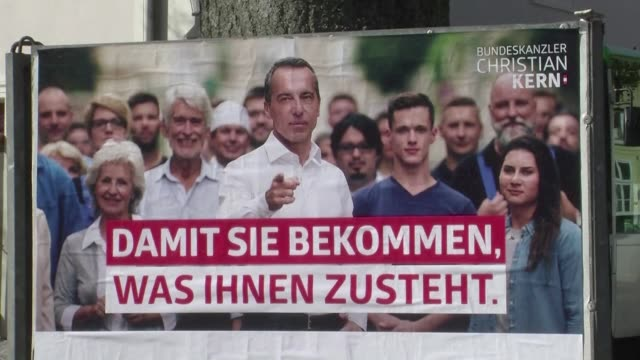 Caught in a tsunami of scandals the battle already seems all but lost for Austria's ruling centre left days from a snap election