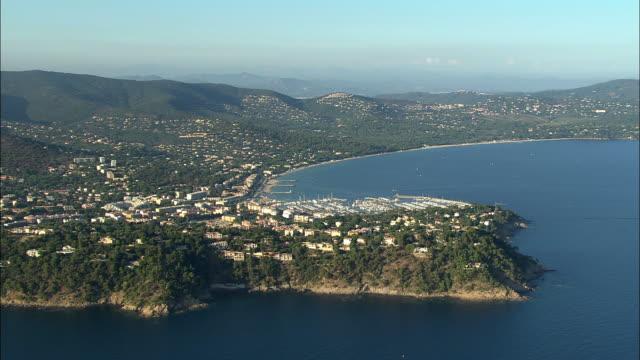 AERIAL, Cavalaire-sur-Mer, Cote d'Azur, France