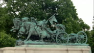 MS, cavalry statue, Washington DC, USA