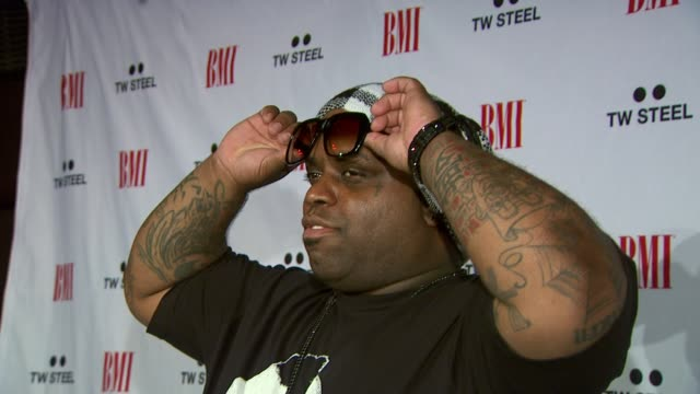 Cee Lo Green at the BMI's 'How I Wrote That Song' Panel at West Hollywood CA