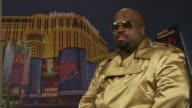 CeeLo Green on his excitement of living and doing a show in Las Vegas at CeeLo Green Announces Las Vegas Residency At Planet Hollywood Resort Casino...
