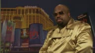 CeeLo Green on why he wanted to do a Las Vegas show at CeeLo Green Announces Las Vegas Residency At Planet Hollywood Resort Casino on 3/1/12 in Los...