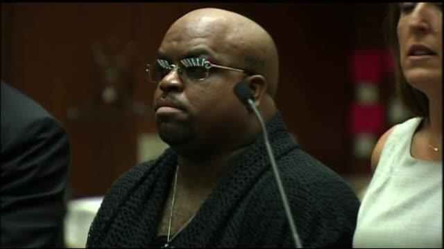 CeeLo Green Pleads Not Guilty to Felony Drug Charge in Los Angeles on October 21 2013 in Los Angeles California
