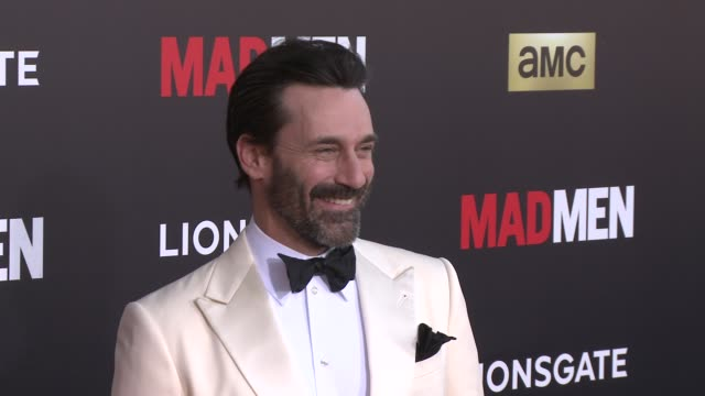 Celebrates The Final Season of 'Mad Men' With Black Red Ball at Dorothy Chandler Pavilion on March 25 2015 in Los Angeles California