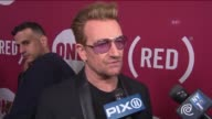 Celebrities attend benefit for World AIDS Day in Midtown At his annual RED AIDS benefit concert in Carnegie Hall Bono defined how to find a cure—he...
