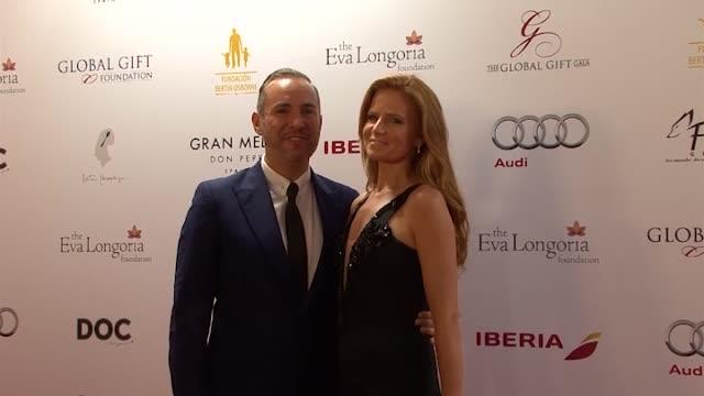 Celebrities attend Global Gift Gala 2014