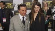 Celebrities with Piaget jewelry and at the Piaget Lounge with Andy Garcia Jeff Bridge Taraji P Henson Gilles Marini Deborah Francois Emmy Rossum...