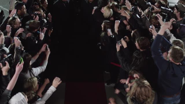 WS HA Celebrity arriving at red carpet event / Provo,Utah,USA