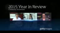 Celebrity Scandals 2015 Year In Reviews on December 04 2015 in Hollywood California