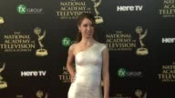 Celeste Fianna at the 2014 Daytime Emmy Awards at The Beverly Hilton Hotel on June 22 2014 in Beverly Hills California