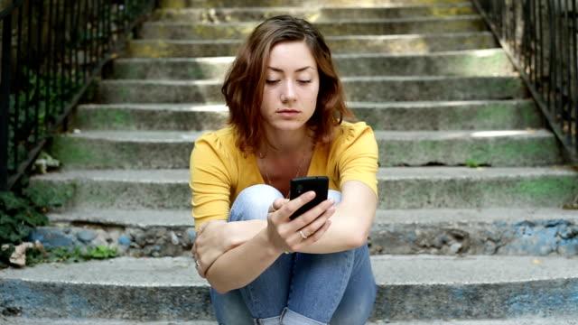 Mobiele telefoon break-up