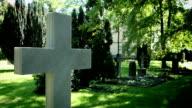Cemetery - Cross