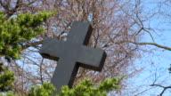 cemetry cross