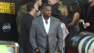 50 Cent at the 2009 American Music Awards Arrivals at Los Angeles CA
