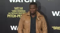 50 Cent Curtis James Jackson at End Of Watch Los Angeles Premiere on 9/17/2012 in Pasadena CA