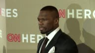 50 Cent Curtis James Jackson III at CNN Heroes An All Star Tribute on 12/2/2012 in Los Angeles CA