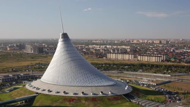 Central Asia, Kazakhstan, Astana, Khan Shatyr entertainment center