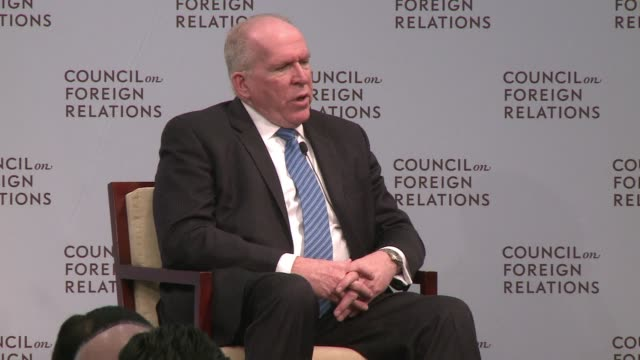 Central Intelligence Agency director John Brennan denies allegations the CIA has illegally hacked computers used by US Senate staff members probing a...