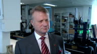 Centre for Blast Injury Studies opens at Imperial College London GVs shoe soles and boots Chris Simpkins interview SOT