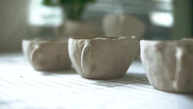 Ceramic cups manufacturing