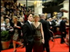 Arrivals James McAvoy and AnneMarie Duff arriving