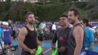 Chace Crawford at Nautica Malibu Triathlon Presented By Equinox on September 20 2015 in Malibu California