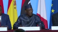 Chadian President Idriss Deby Itno on Monday said the EU's migrant crisis can only be resolved by development during a mini summit in Paris which...