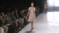 Chado Ralph Rucci Spring 2012 MercedesBenz Fashion Week New York NY United States