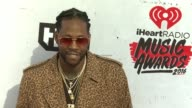 2 Chainz at 2016 iHeartRadio Music Awards at The Forum on April 03 2016 in Inglewood California