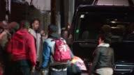 2 Chainz Posse depart Hollywood 12/17/12