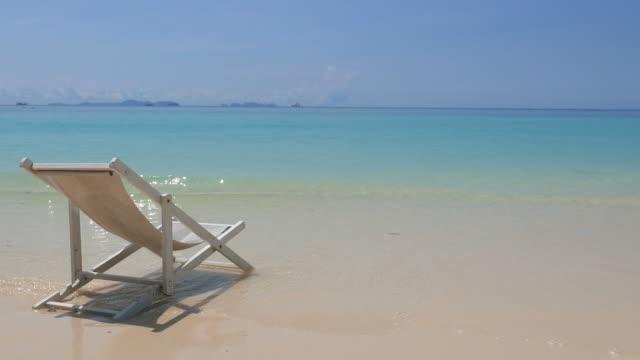 HD Chair on the beach