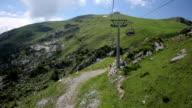 Chairlift to Mount Fronalpstock