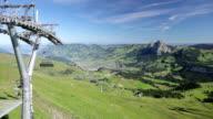 Chairlift to Mount Klingenstock
