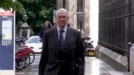 Chairman of the inquiry into the Grenfell tragedy Sir Martin MooreBick entering the Royals Courts of Justice as the inquiry formally opens Filmed...