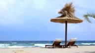 HD Chairs on the beach