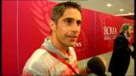 Final Barcelona v Manchester United postmatch interviews and shots from mixed zone Sylvinho interview SOT Amazing to win this game / Team did not...