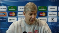 Thierry Henry returns to Arsenal INT Arsene Wenger interview