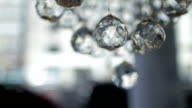 Chandelier - Stock footage