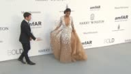 Chanel Iman at amfAR 22nd Cinema Against AIDS Gala Presented By Bold Films And Harry Winston at Hotel du CapEdenRoc on May 21 2015 in Cap d'Antibes...