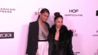 Chanel Iman at the Harper's BAZAAR Celebrates 150 Most Fashionable Women at Sunset Tower on January 27 2017 in West Hollywood California