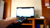 Changing Channels with Remote Controller