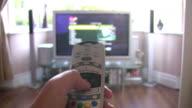 TV Channel Hop Remote Control