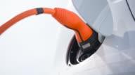 Charging environment friendly car