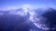 Charles Douglas Hamilton sobrevolo el Everest el miercoles para conmemorar el historico vuelo que hizo su abuelo en 1933 primer viaje aereo sobre la...