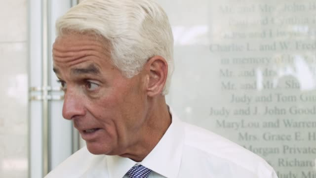 Charlie Crist on the incumbent governor Rick Scott Former Republican Gov Charlie Crist who is currently the leading Democrat trying to unseat...