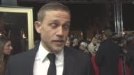 INTERVIEW Charlie Hunnam on being excited about the film being in Berlin his next challenge his evening in Berlin at Berlin Film Festival 'The Lost...