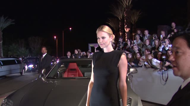 Charlize Theron at The 23rd Annual Palm Springs International Film Festival Awards Gala on 1/7/2012 in Palm Springs CA