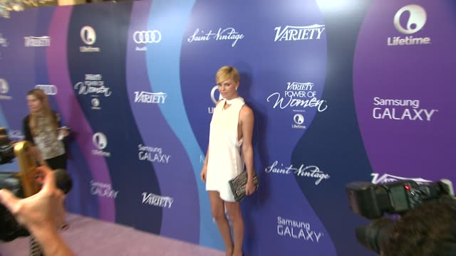 Charlize Theron at Variety's 5th Annual Power of Women Event in Beverly Hills CA on 10/4/13