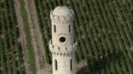 ZO, AERIAL, Chateau Latour l'Aspic vineyard, Bordeaux, Aquitaine, France