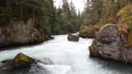 Cheakamus River Squamish Whistler